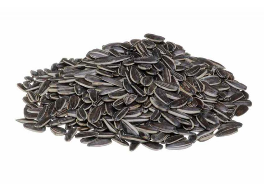 Raw Black Sunflower Seeds