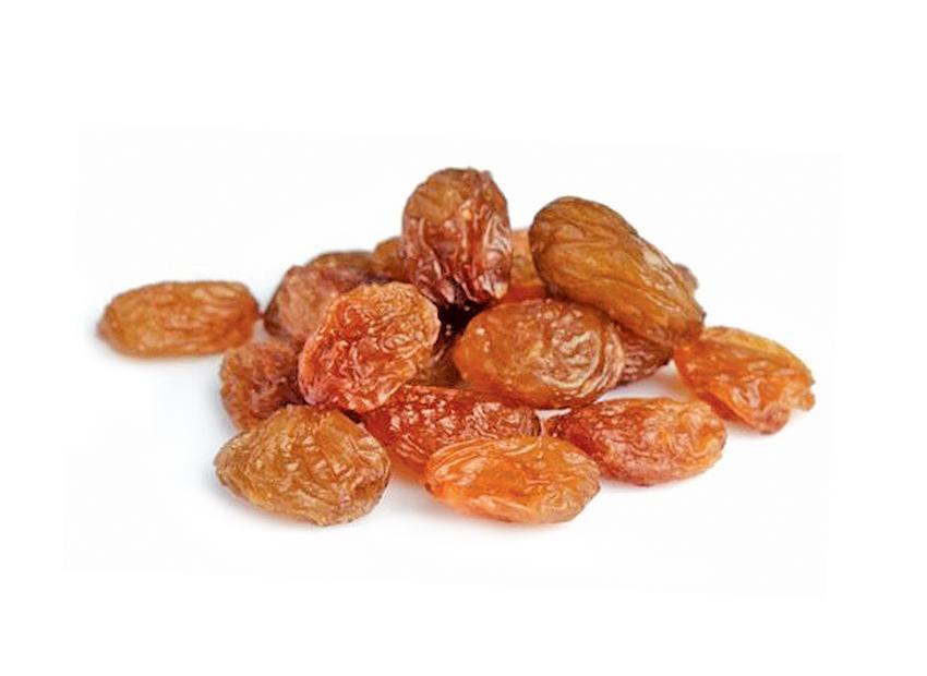 Dried Yellow Besni Raisins