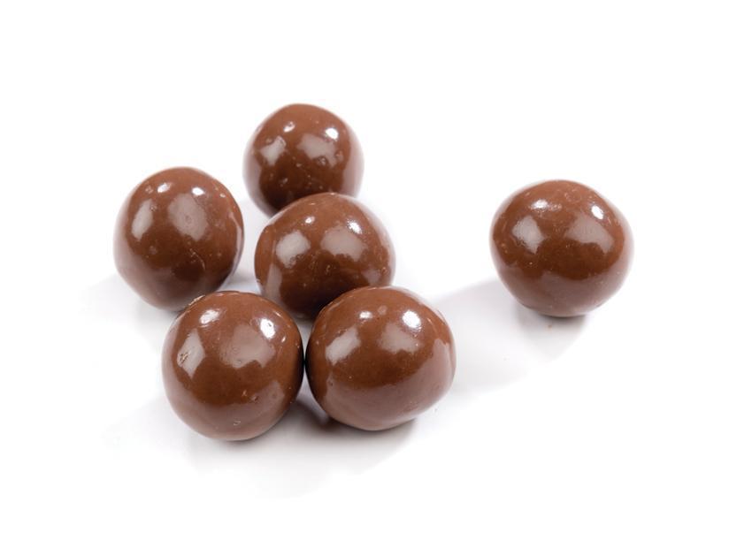 Chocolate Coated Hazelnut