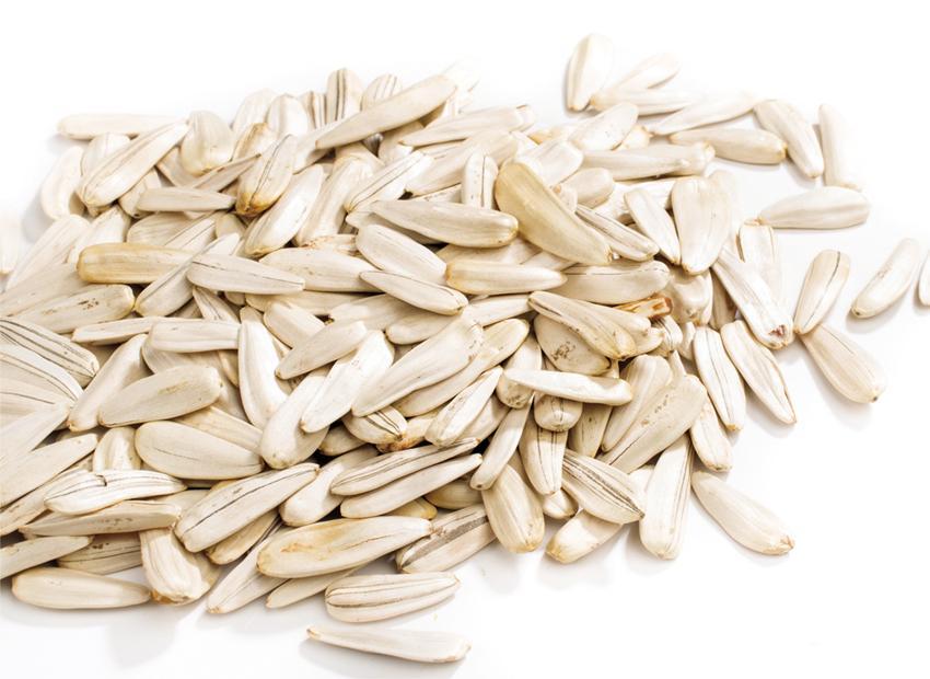 Raw White Sunflower Seeds